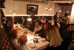 Dinner at Traça
