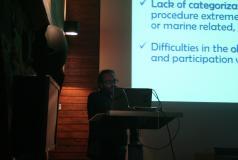 Telmo Carvalho, Director EurOceans, Lisbon